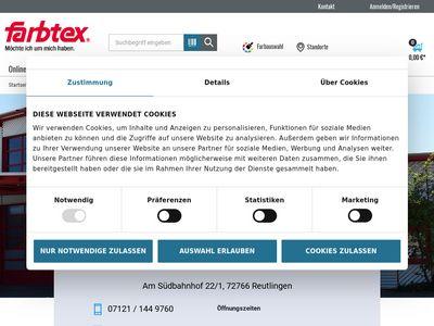 Farbtex GmbH & Co. KG