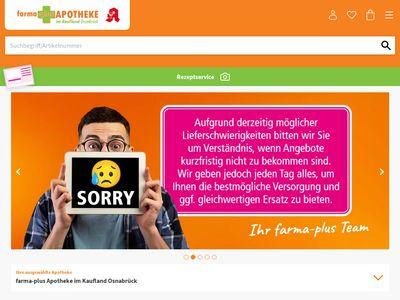 Farma-plus Apotheke Osnabrück