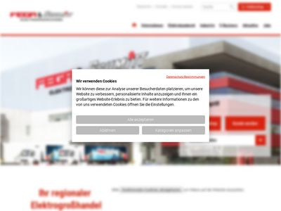 FEGA Zwickau Elektro-Grosshandels GmbH