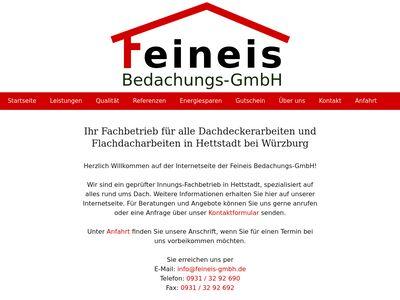 Feineis Bedachungs GmbH