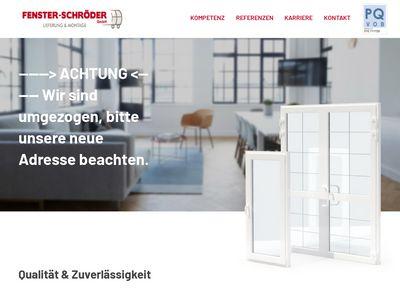 Fenster Schröder