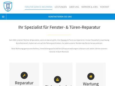 Fenster-Service-Ratzmann