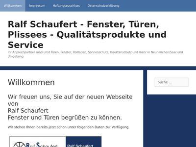 Fenster und Türen Schaufert GmbH