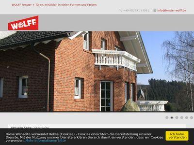 Wolff Fensterbau GmbH