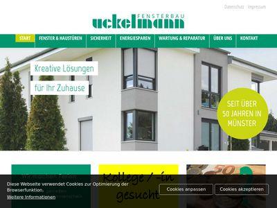 Fensterbau Uckelmann