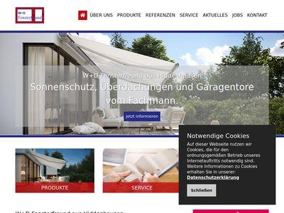W+D Fensterfreund GmbH