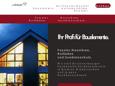 Fenster Handel Bremen GmbH i.Gr.