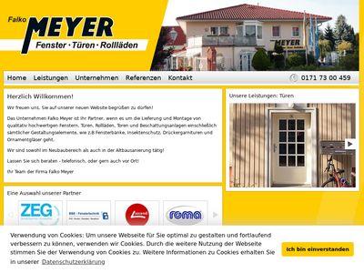Falco Meyer Fenstertechnik