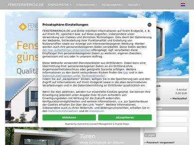 FENSTERWERK24.de GmbH
