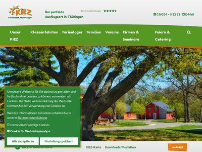 KiEZ Ferienpark Feuerkuppe