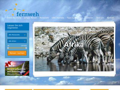 Reisebüro Fernweh GmbH
