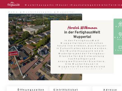 Fertighauswelt Wuppertal