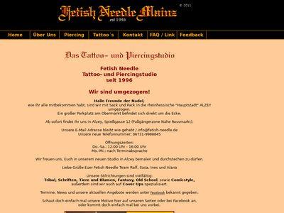 Fetish Needle