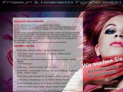 Friseur + Kosmetik Figaro GmbH