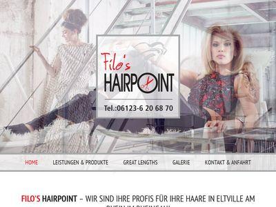Friseur Filos Hairpoint