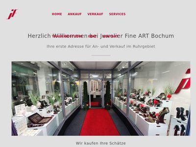 Juwelier Fine ART Bochum