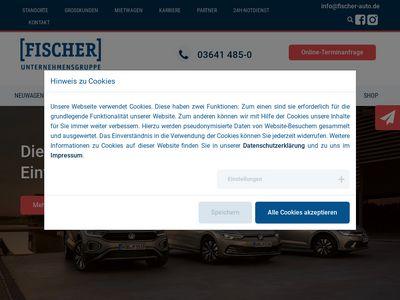 Autohaus Fischer GmbH Apolda