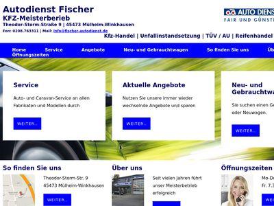 Autodienst Fischer