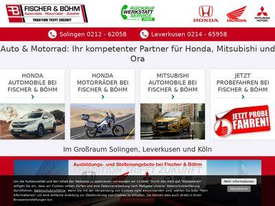 Autohaus Fischer & Böhm GmbH & Co