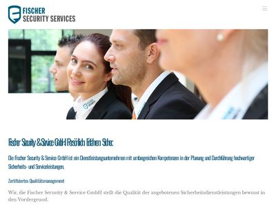 FISCHER SECURITY & SERVICE GmbH