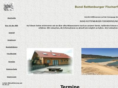 Bund Rottenburger Fischerfreunde