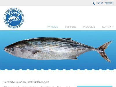 Kuhn Lebensmittel u. Fischgrosshandel GmbH