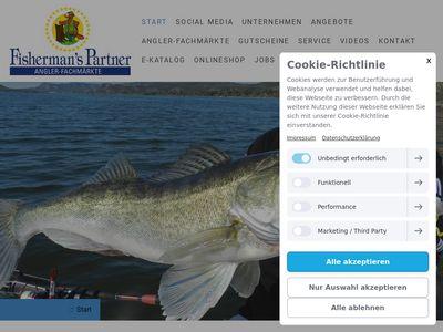 Fisherman's Partner Angler-Fachmarkt