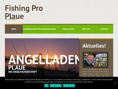 Fishing Pro Plaue Jan Borek
