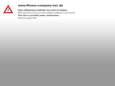 Fitness Company No. 1