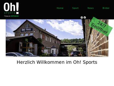 Fitness Olympic Sportzentrum