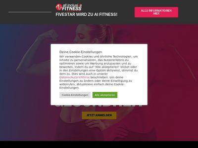 Fivestar Fitness Berlin Charlottenburg