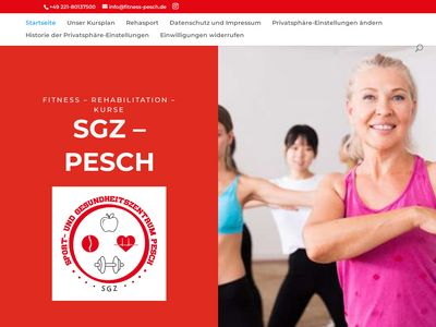A. Meyer Fitness-Studio Pesch