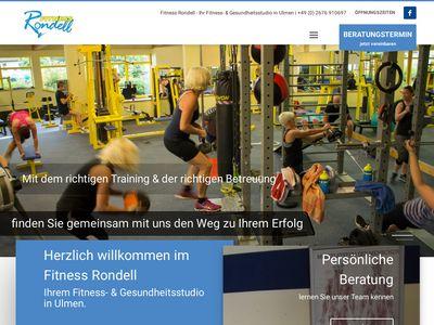 Fitness & Gesundheitsstudio Rondell