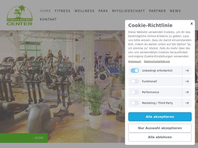 Fitness und Wellness Center