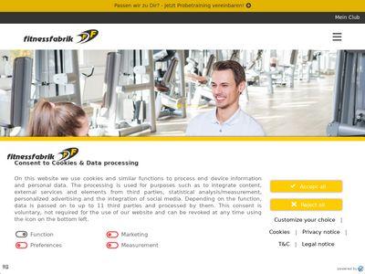 Fitnessfabrik Hamburg