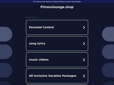 Fitness Lounge GmbH
