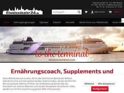 Fitness- und Diätshop Rostock