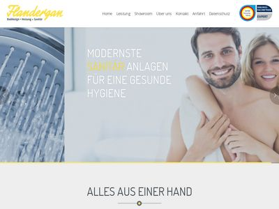Flandergan GmbH Heizung - Sanitär