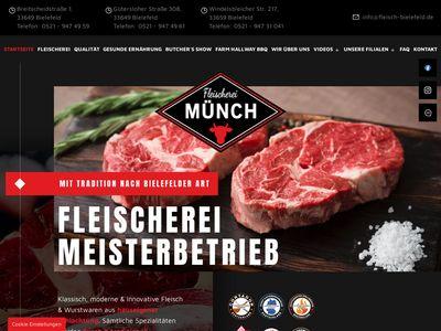 Norbert Münch Fleischerei