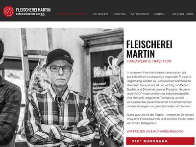 Fleischerei Martin, Trier