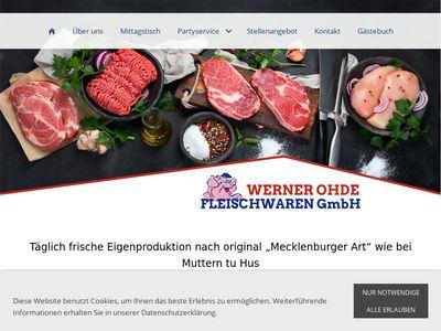 Ohde Werner Fleischwaren GmbH