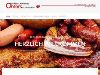 Fleischerei Ohters GmbH
