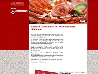 Fleischerei Siedmann GmbH