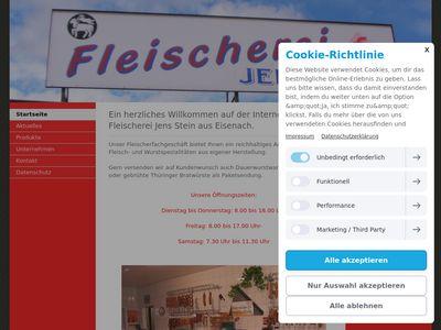 Pfannstiel Volker Fleischerei