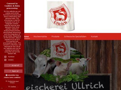 Fleischerei & Partyservice Ullrich
