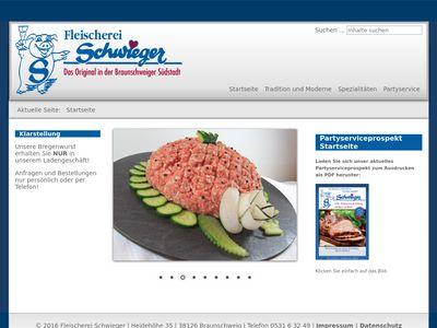 Schwieger Dirk Fleischerei