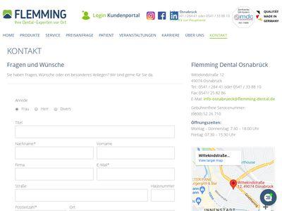 Flemming Dental Osnabrück