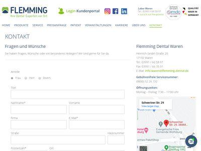 Flemming Dental GmbH