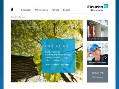 Fleuren GmbH Kälte- u. Klimatechnik