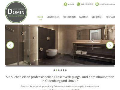 Fliese & Kamin Meisterbetrieb Domin